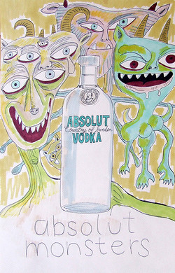 Absolut Monsters