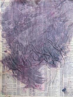 Abstrait III (1999) (collage)