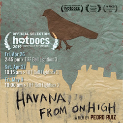 Havana from on High, poster (2019)