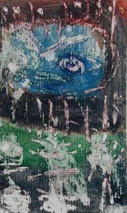 Créatures III (1999) (estampe)