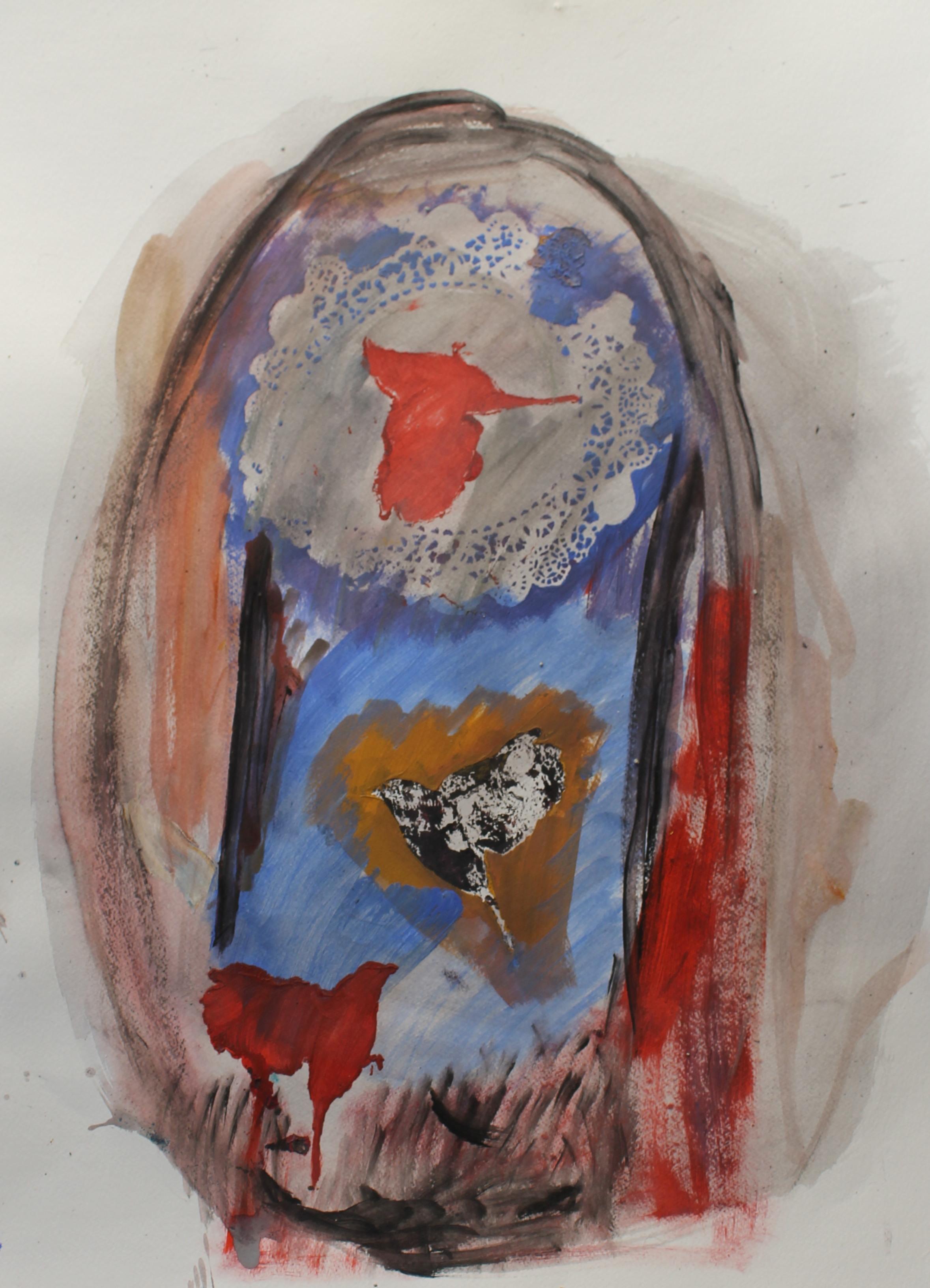 l'Oiseau rouge (IV)