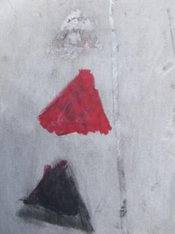 Trois triangles (1999) (dessin)