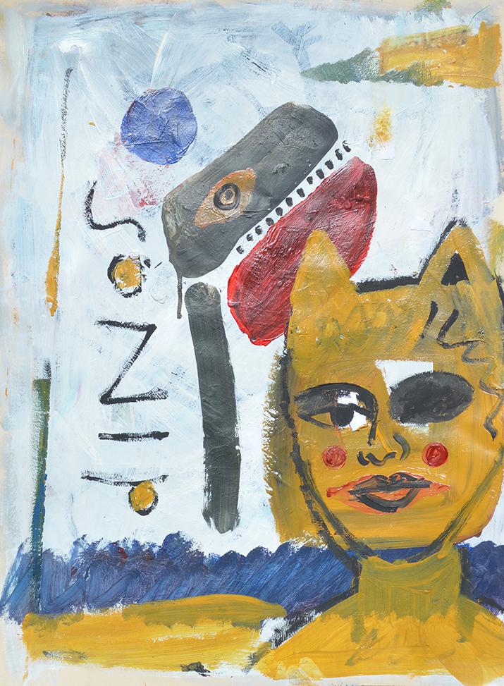 Cat Woman et les dinosaures