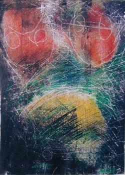 Créatures II (1999) (estampe)