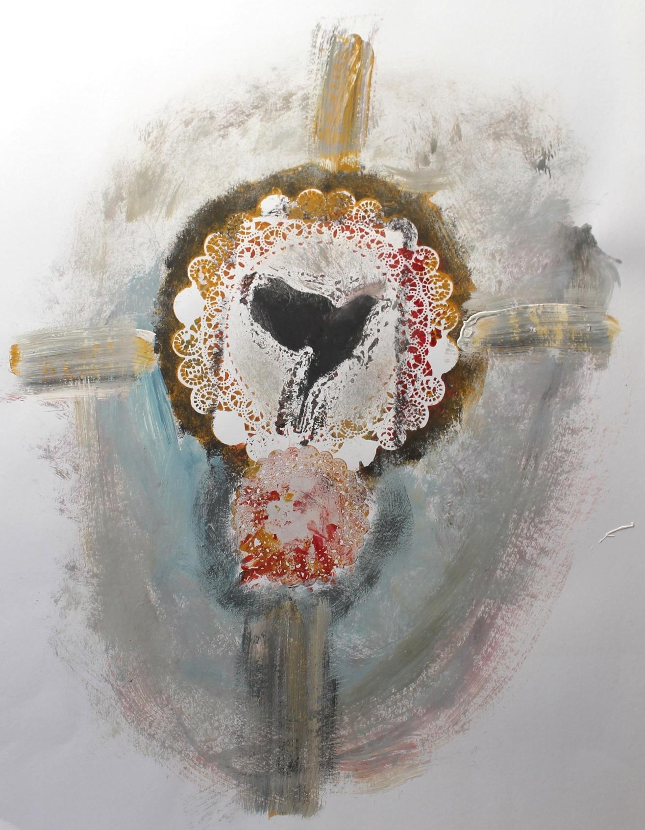 l'Oiseau noir (Cross)