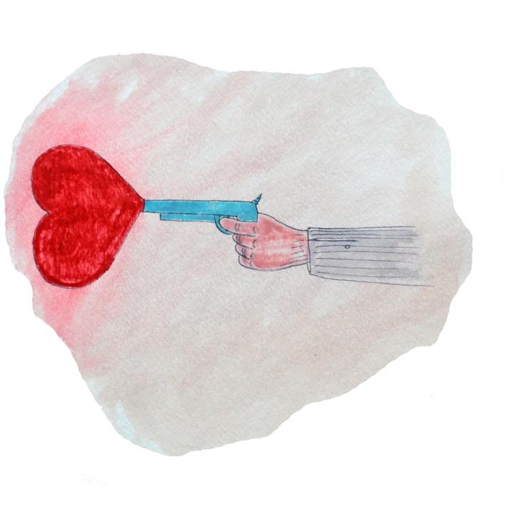 Coeur et fusil