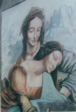 Dessin à la craie (1996)