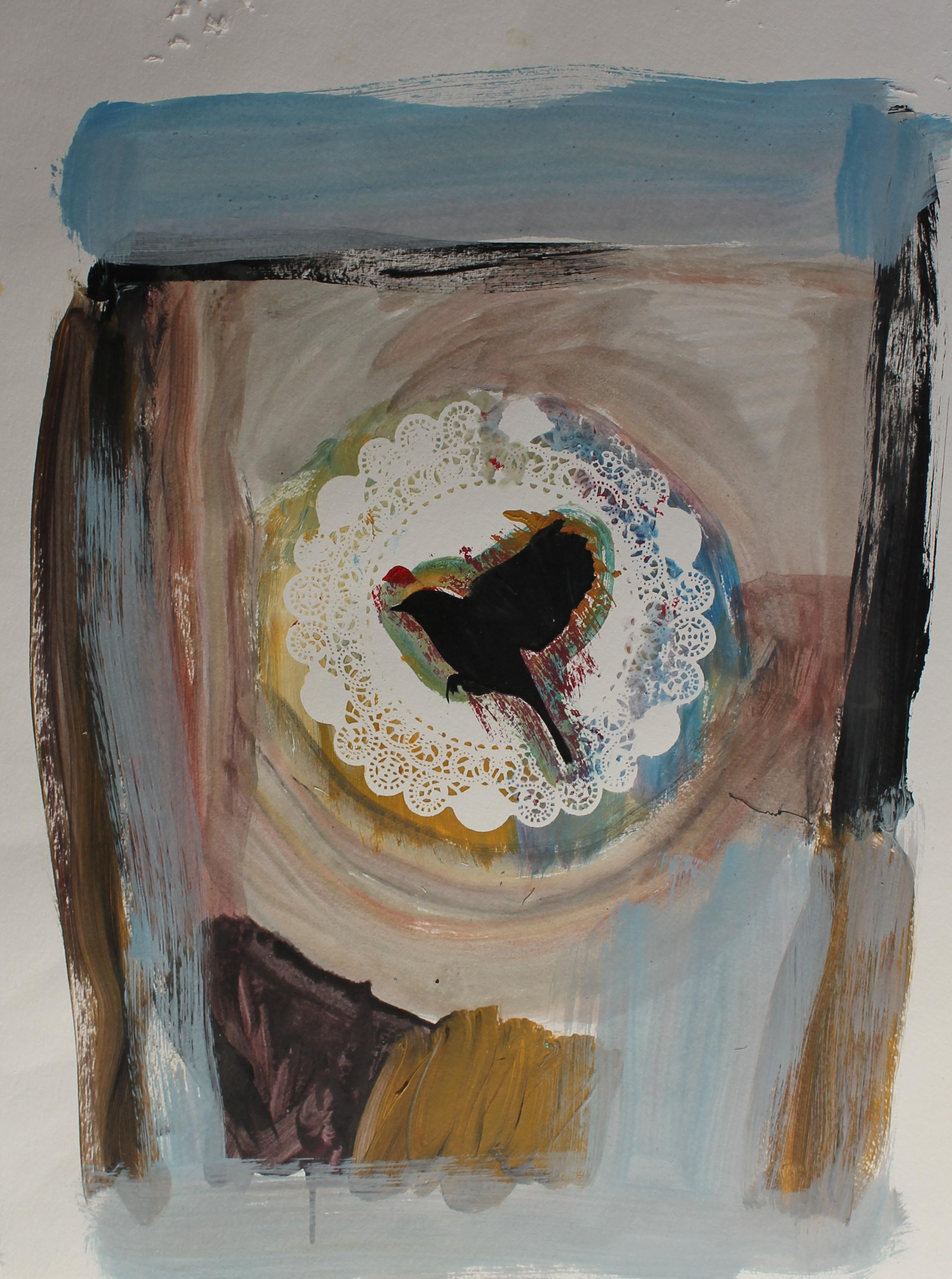 l'Oiseau noir (II)