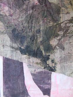 Érosion (1999) (collage)