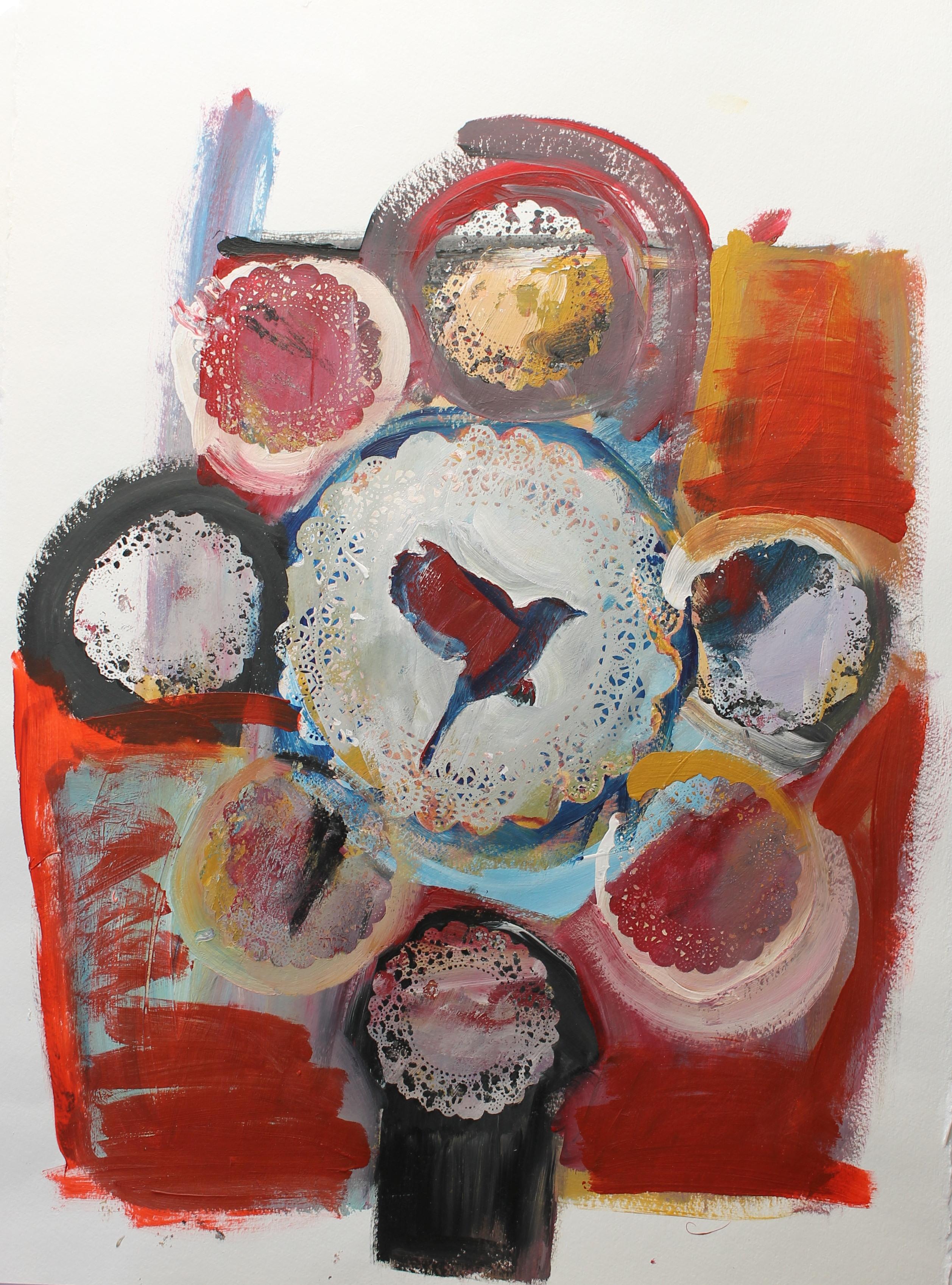 l'Oiseau rouge (III)