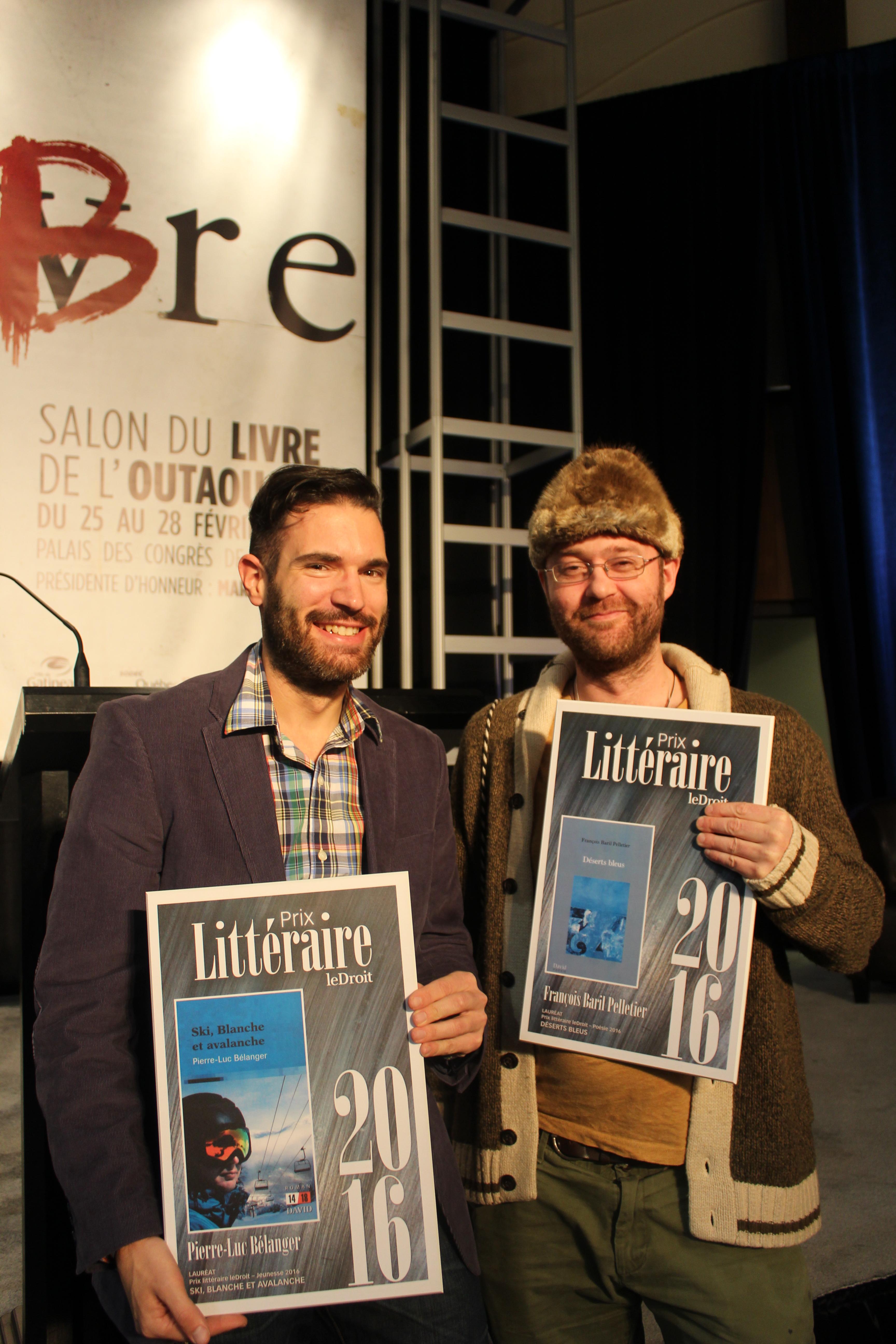 Prix LeDroit : Déserts bleus (2016)