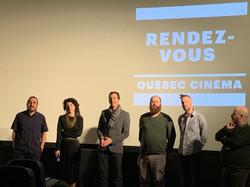 Rendez-Vous Québec Cinéma 2019