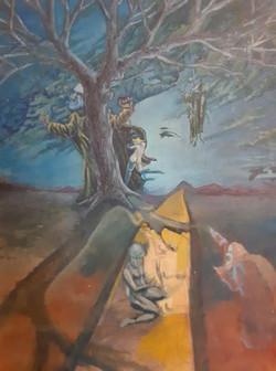 Rimbaud (première toile,15 ans)
