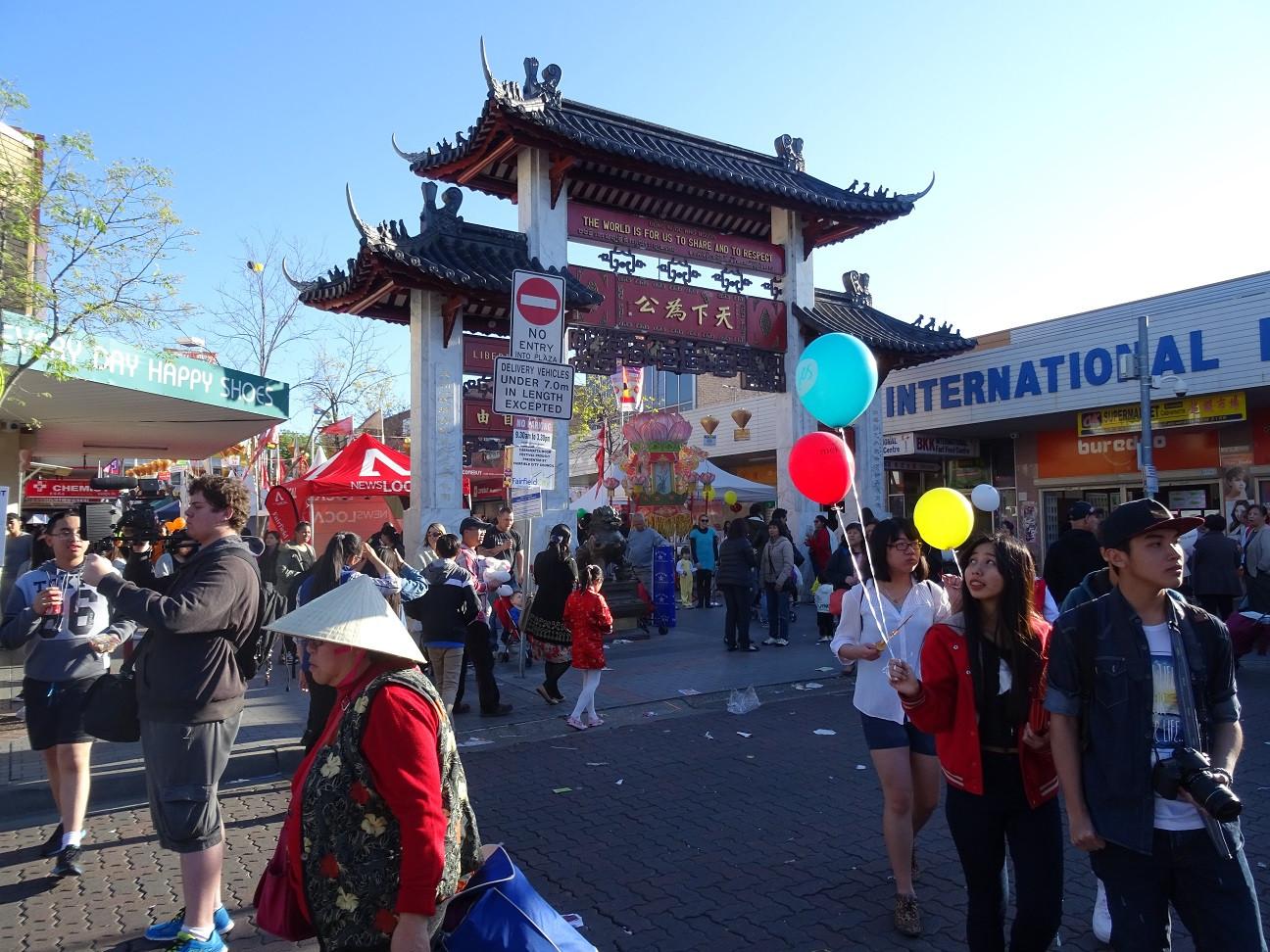 2015 Lunar New Year Cabramatta