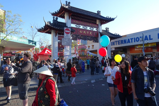 2015 Lunar New Year Cabramatta