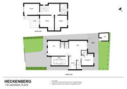 11B Jagungal Place, Heckenbe