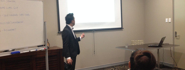 Ken Luu Home Loan Seminar