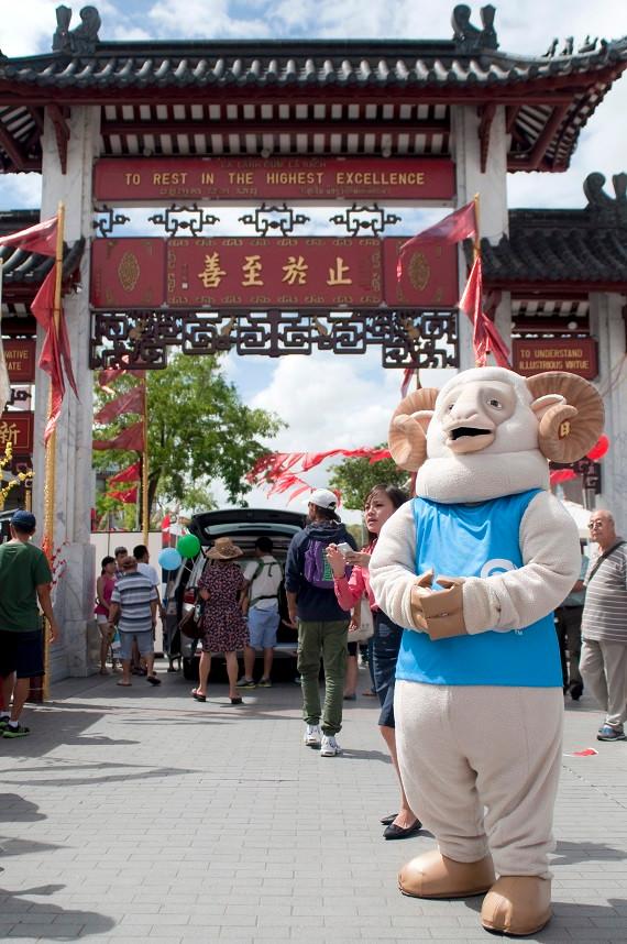 2015 Moon Festival Cabramatta
