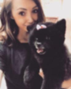 Robyn with moji