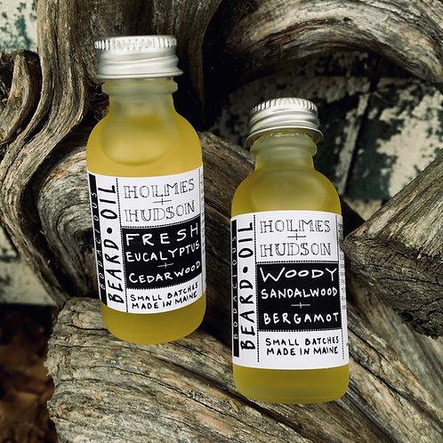 Bodacious Beard Oil