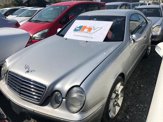 Mercedes-Benz CLK 200 (WDB2083352F124622