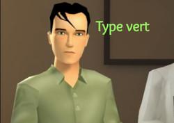 type vert comcolors