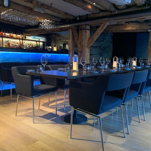 Havfruen fiskerestaurant // The Deck & Meeting room