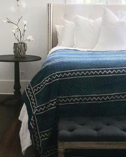 boho blues!_#gohomedesign #apartmenttherapy #blueandwhitedecor #decor #design #instadecor #fourhands