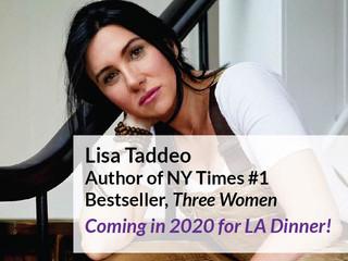 Lisa Taddeo Coming Soon