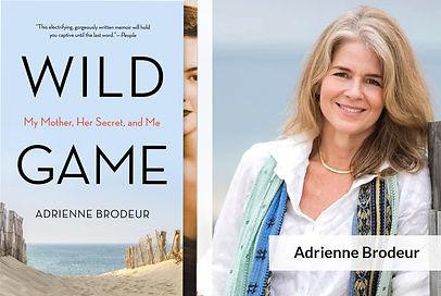 Adrienne Brodeur with book cover.jpg