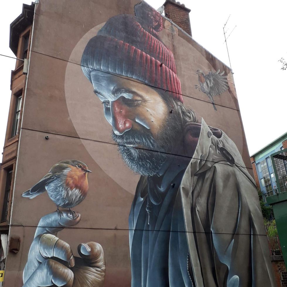 Smug Glasgow