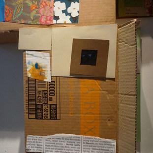 Pandemic boxes bottom center detail