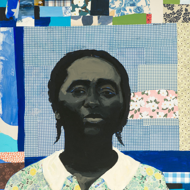 Gee's Bend Quilter Gladys