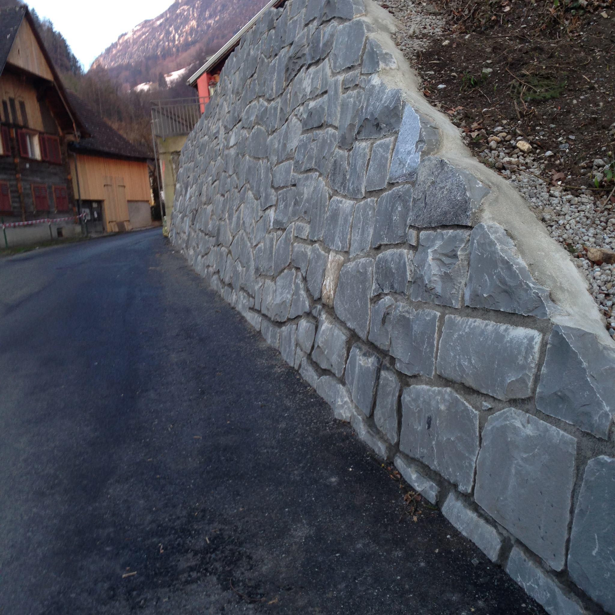 Mauerverblender Schwarzachtobler Sandstein (5)