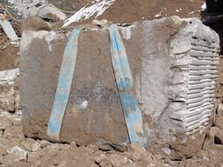 Bilder Steinbruch Schwarzachtobel Abbau Schwarzachtobler Sandstein (3)