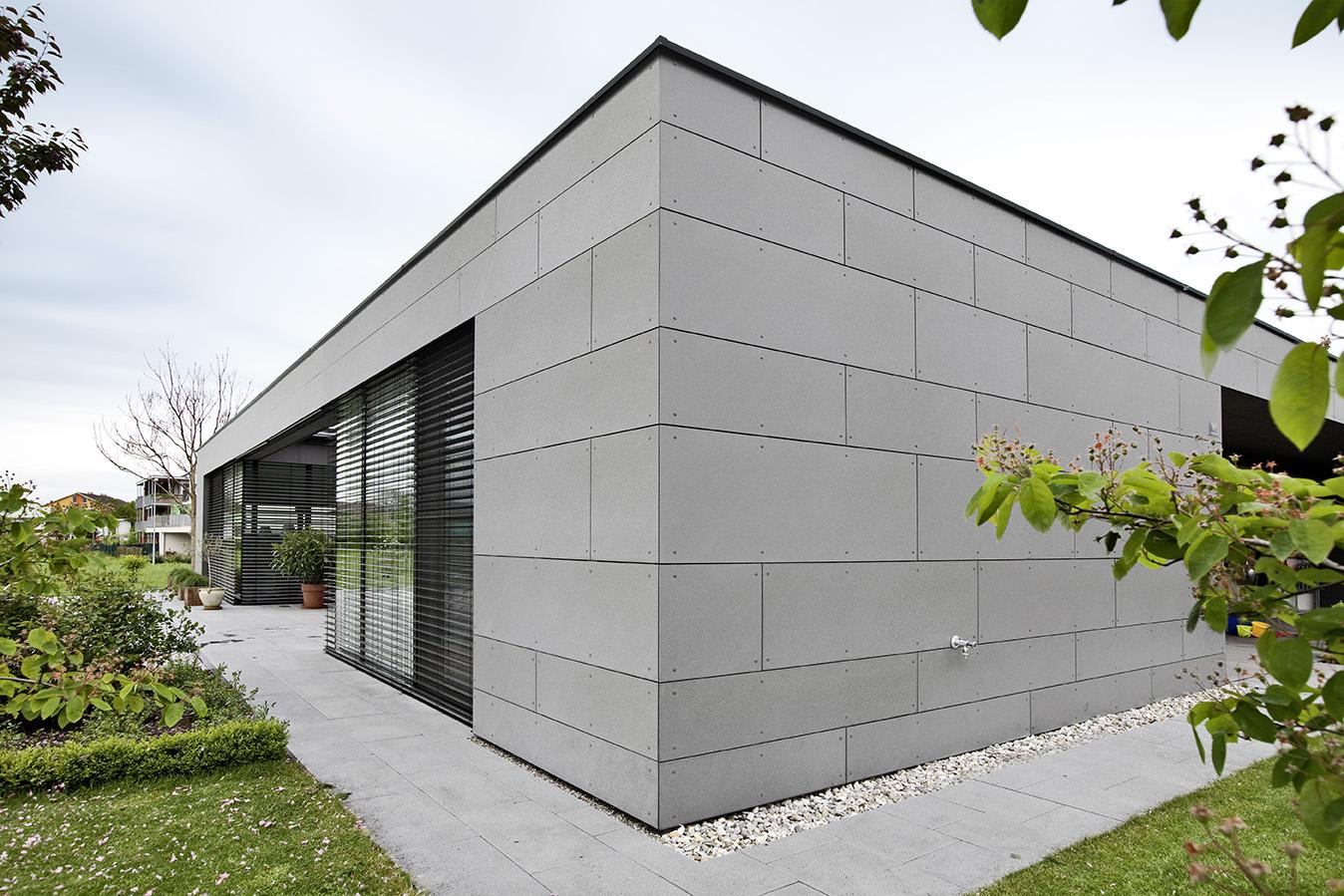 Schwarzachtobler Sandstein Fassade