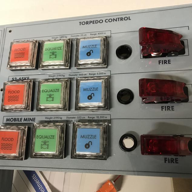 Iot Submarine Simulator