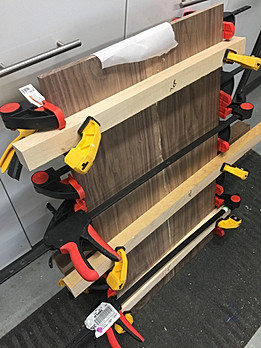 Glue up time