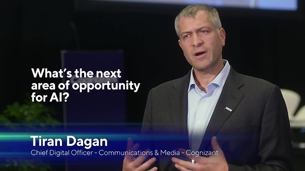 What's the next area of opportunity for AI?