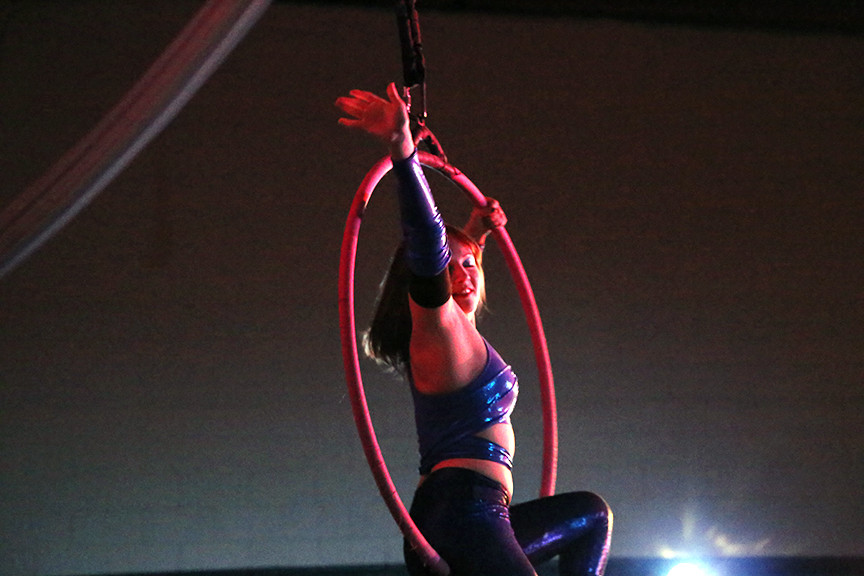 From Circus Star Talent Competition 2015