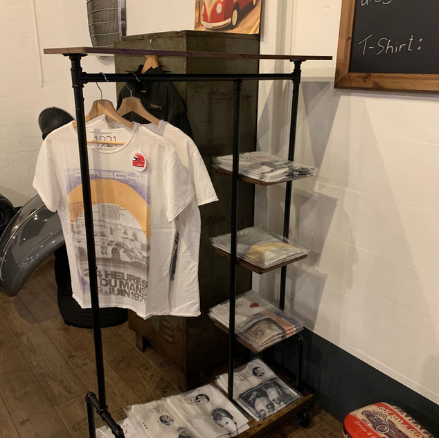 9elber t-shirt auto kfz werkstatt shop h