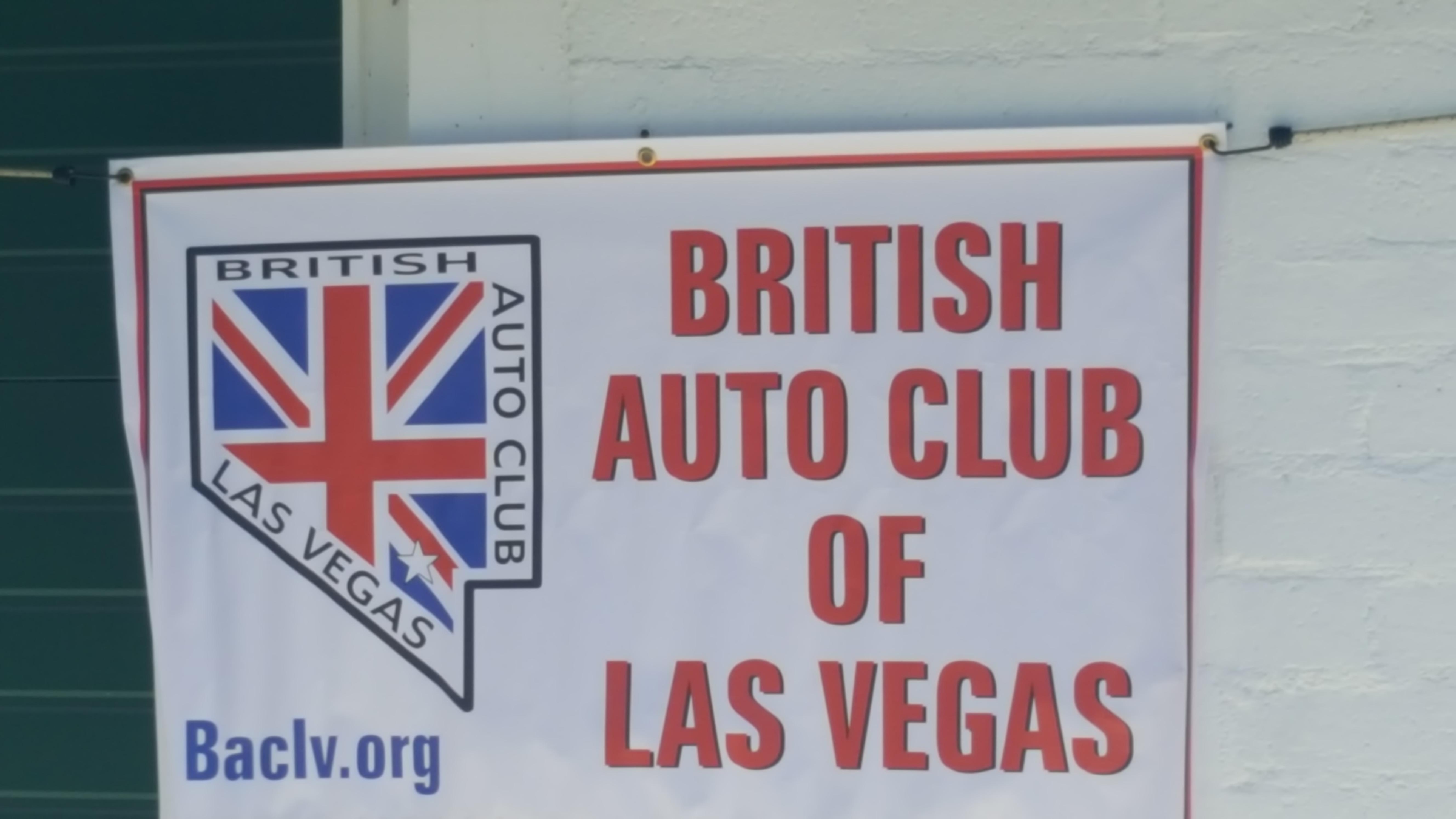 British Auto Club of LV