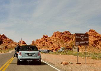 Valley of Fire Run