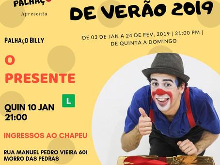 10/01/19 no Festival de Verão em Floripa!