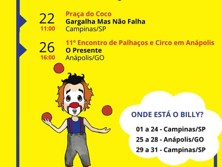 "Março - ""Alô Goiás"""