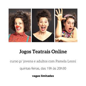 Jogos Teatrais Online