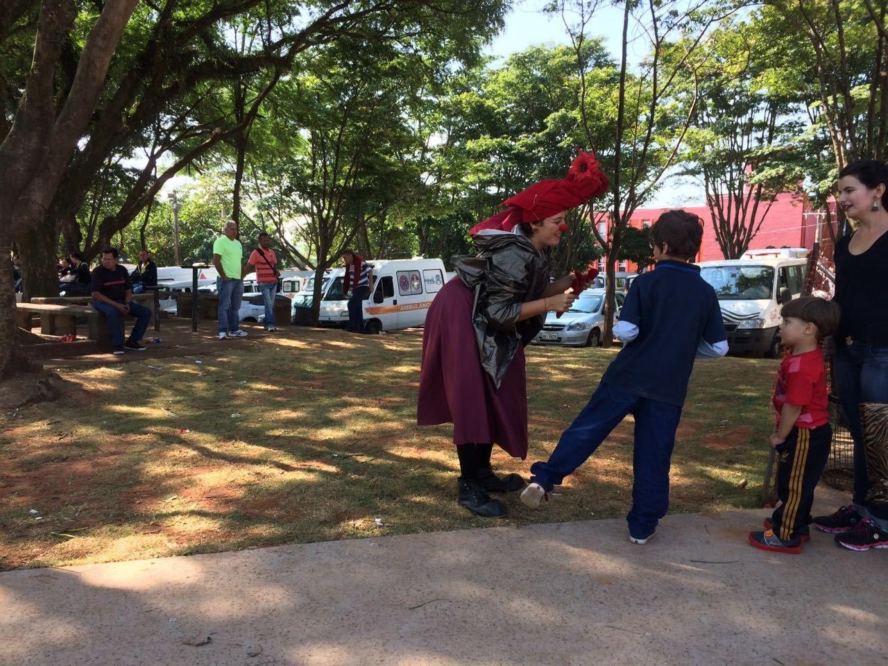 Festival do Instituto de Artes Da Unicam