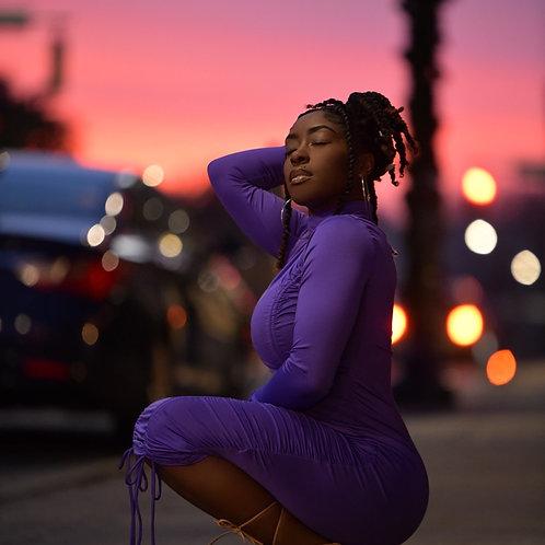 Grape Sunset