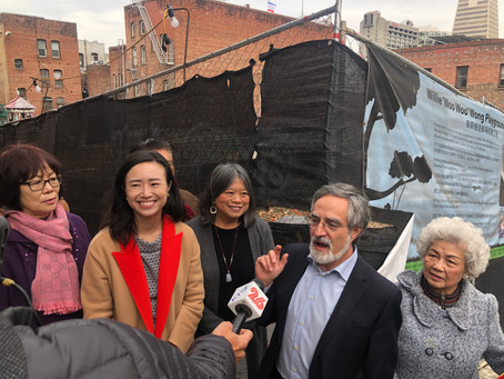Sup. Aaron Peskin Endorses Connie Chan for District 1 Supervisor