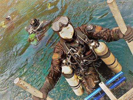 L'importance de la déclaration médicale et de la consultation spécialisée en plongée sous-marine.